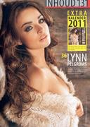 Линн Пелгромс, фото 2. Belgian TV host Lynn Pelgroms – Che Magazine (January 2011), photo 2