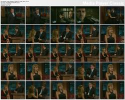 Julie Benz @ Late Late Show w/Craig Ferguson 2008-12-12
