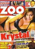 Krystal Forscutt Topless In Zoo Foto 44 (Кристал Форскат обнаженная в зоопарке Фото 44)