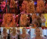 Pamela Anderson @ VIP, Quand Val mène le bal : cleavage - video