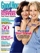 Maggie Gyllenhaal & Emma Thompson - Good Housekeeping - August 2010 (x7)