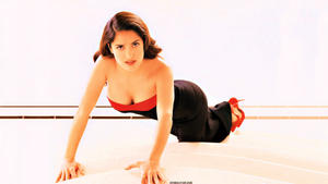 Salma Hayek Sexy Wallpapers X3