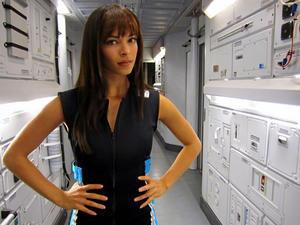 Кристин Кройк, фото 1200. Here is the original photo from Space Milkshake with Kristin Kreuk taken off of her Facebook wall., foto 1200