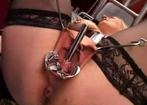 pussies torture Bdsm pain