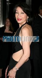 CONNIE CHUNG - sexy nude back - &amp;quot;Katie Couric 50th Birthday Party at Tiffany's&amp;quot; - (January 13, 2007) - *sexy nude back*