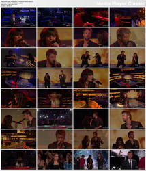 Lady Antebellum ~ Just a Kiss ~ American Idol 5/5/11 (HDTV)